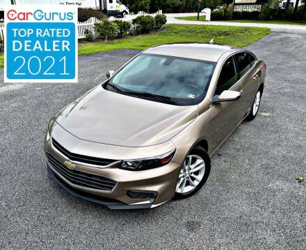 2018 Chevrolet Malibu for sale at Brothers Auto Sales of Conway in Conway SC
