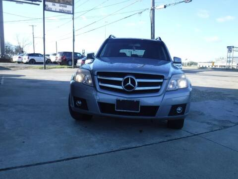 2011 Mercedes-Benz GLK for sale at N & A Metro Motors in Dallas TX