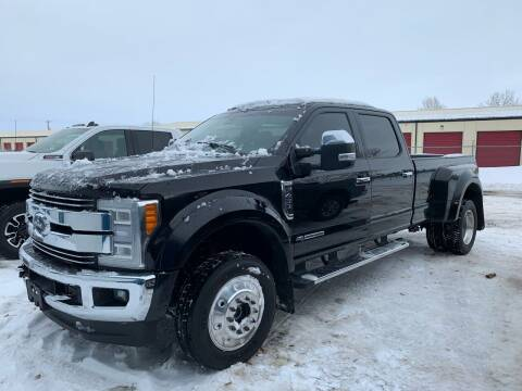 2017 Ford F-450 Super Duty for sale at Truck Buyers in Magrath AB
