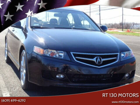 2008 Acura TSX for sale at RT 130 Motors in Burlington NJ