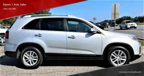 2014 Kia Sorento for sale at Square 1 Auto Sales - Commerce in Commerce GA