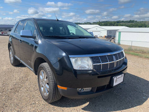 2008 Lincoln MKX for sale at TRUCK & AUTO SALVAGE in Valley City ND