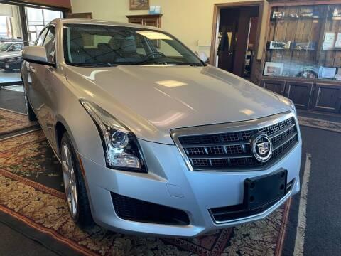 2014 Cadillac ATS for sale at John Warne Motors in Canonsburg PA