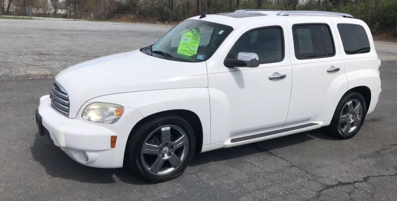 2011 Chevrolet HHR for sale at Augusta Auto Sales in Waynesboro VA