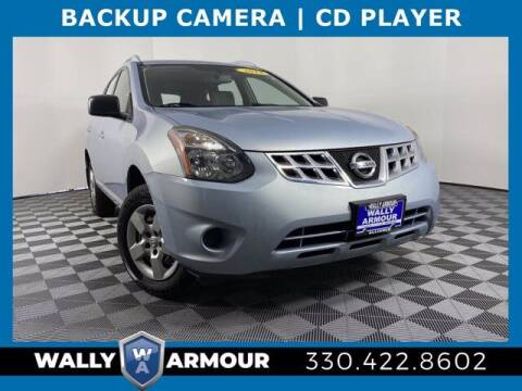 2014 Nissan Rogue Select for sale at Wally Armour Chrysler Dodge Jeep Ram in Alliance OH