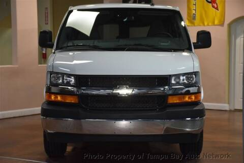 2019 Chevrolet Express Passenger for sale at Tampa Bay AutoNetwork in Tampa FL