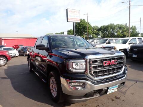2017 GMC Sierra 1500 for sale at Marty's Auto Sales in Savage MN