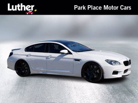 2014 BMW M6 for sale at Park Place Motor Cars in Rochester MN