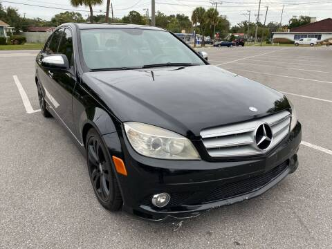 2009 Mercedes-Benz C-Class for sale at Consumer Auto Credit in Tampa FL