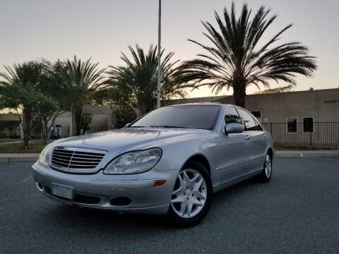 2001 Mercedes-Benz S-Class for sale at Legend Auto Sales Inc in Lemon Grove CA