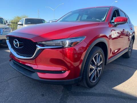 2017 Mazda CX-5 for sale at Town and Country Motors in Mesa AZ