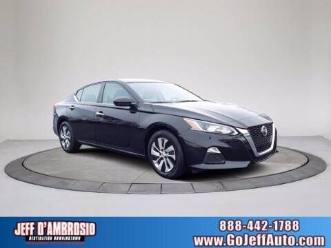 2019 Nissan Altima for sale at Jeff D'Ambrosio Auto Group in Downingtown PA