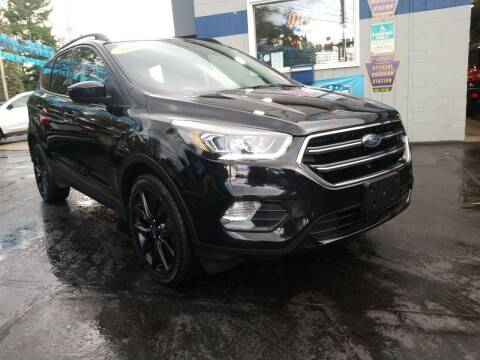 2017 Ford Escape for sale at Fleetwing Auto Sales in Erie PA