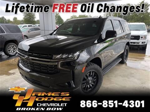 2021 Chevrolet Tahoe for sale at James Hodge Chevrolet of Broken Bow in Broken Bow OK