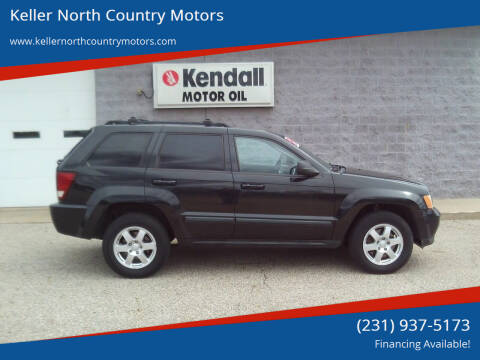 2008 Jeep Grand Cherokee for sale at Keller North Country Motors in Howard City MI