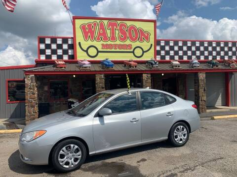 2010 Hyundai Elantra for sale at Watson Motors in Poteau OK