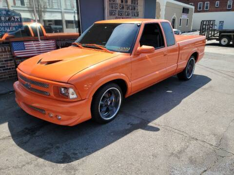 1995 Chevrolet S-10 for sale at East Main Rides in Marion VA