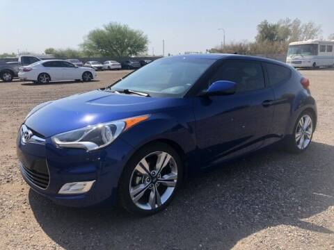 2016 Hyundai Veloster for sale at Autos by Jeff in Peoria AZ