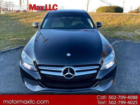 2016 Mercedes-Benz C-Class for sale at Motor Max Llc in Louisville KY