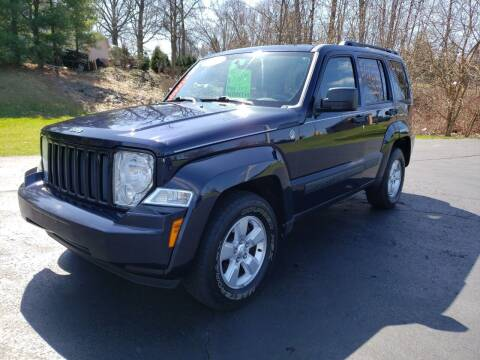 2011 Jeep Liberty for sale at STRUTHER'S AUTO MALL in Austintown OH