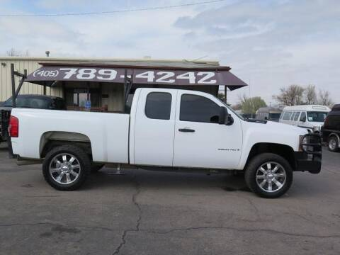 2008 Chevrolet Silverado 2500HD for sale at United Auto Sales in Oklahoma City OK