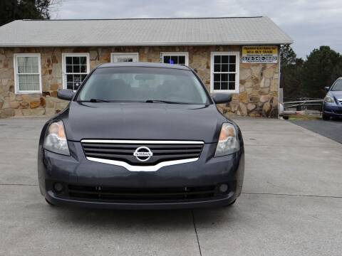 2009 Nissan Altima for sale at Flywheel Auto Sales Inc in Woodstock GA