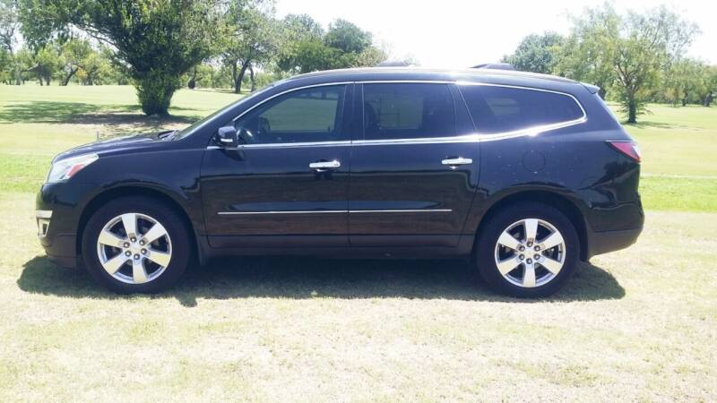 2013 Chevrolet Traverse for sale at H & H AUTO SALES in San Antonio TX