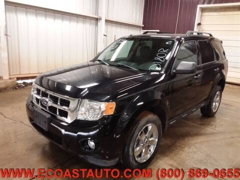 2012 Ford Escape for sale at East Coast Auto Source Inc. in Bedford VA