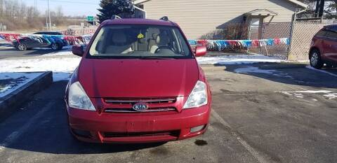 2007 Kia Sedona for sale at EZ Drive AutoMart in Springfield OH