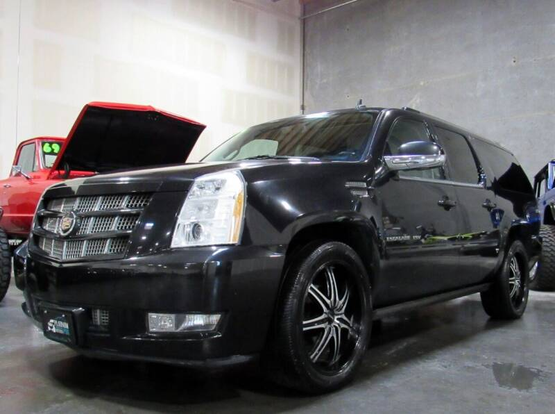 2013 Cadillac Escalade ESV for sale at Platinum Motors in Portland OR