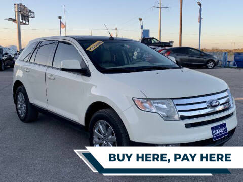 2007 Ford Edge for sale at Stanley Direct Auto in Mesquite TX