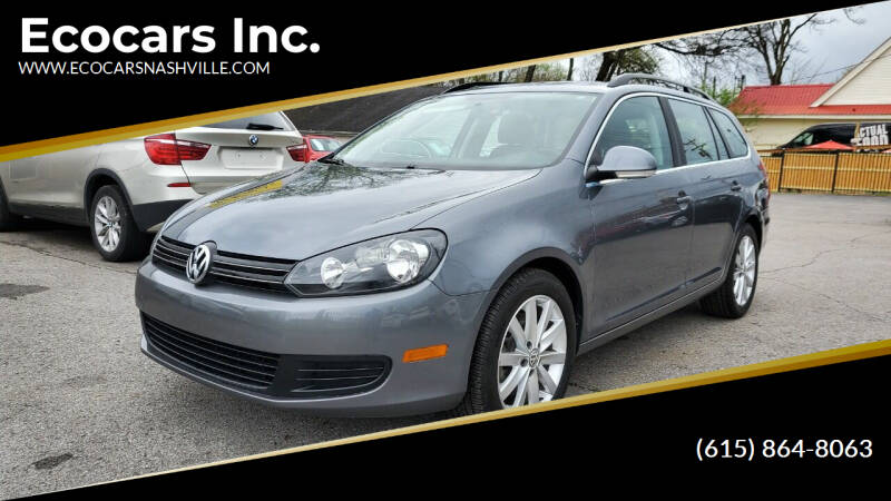 2014 Volkswagen Jetta for sale at Ecocars Inc. in Nashville TN