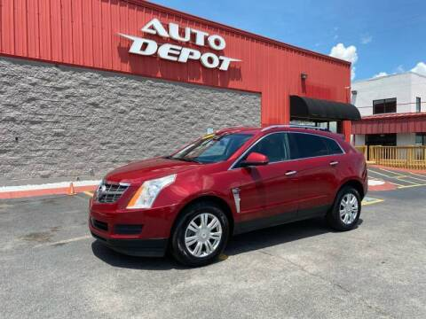 2010 Cadillac SRX for sale at Auto Depot of Smyrna in Smyrna TN