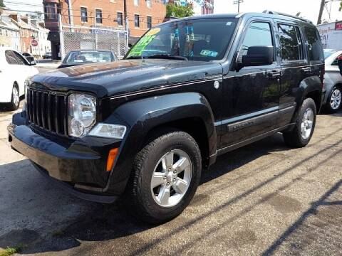 2011 Jeep Liberty for sale at Dan Kelly & Son Auto Sales in Philadelphia PA