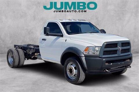 2017 RAM Ram Chassis 4500 for sale at Jumbo Auto & Truck Plaza in Hollywood FL