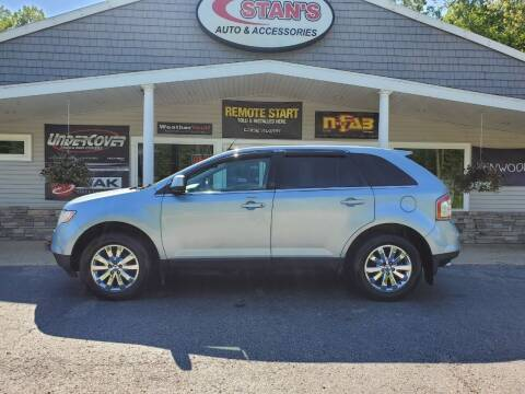 2008 Ford Edge for sale at Stans Auto Sales in Wayland MI