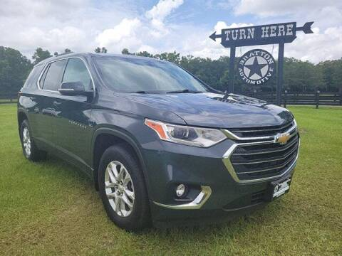 2018 Chevrolet Traverse for sale at Bratton Automotive Inc in Phenix City AL