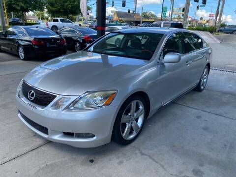 2007 Lexus GS 350 for sale at Michael's Imports in Tallahassee FL