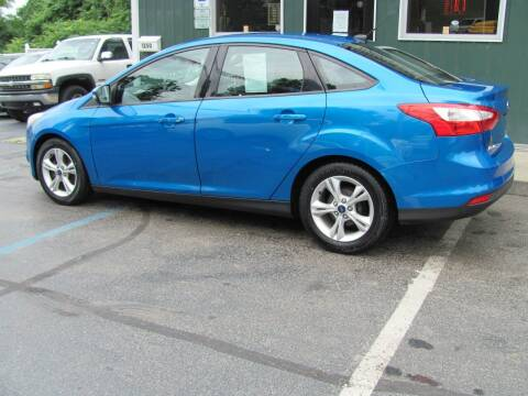 2014 Ford Focus for sale at R's First Motor Sales Inc in Cambridge OH