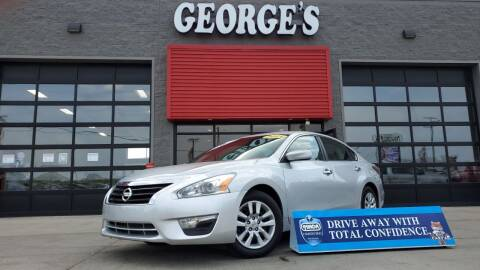 2015 Nissan Altima for sale at George's Used Cars - Pennsylvania & Allen in Brownstown MI