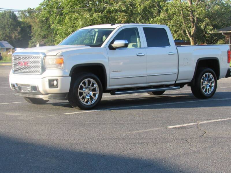 2014 GMC Sierra 1500 for sale at Access Auto in Kernersville NC