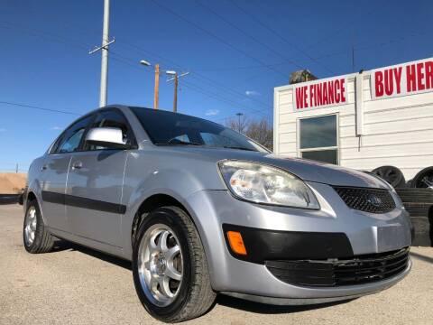 2009 Kia Rio for sale at Eastside Auto Sales in El Paso TX