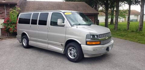 2005 Chevrolet Express Cargo for sale at Elite Auto Sales in Herrin IL