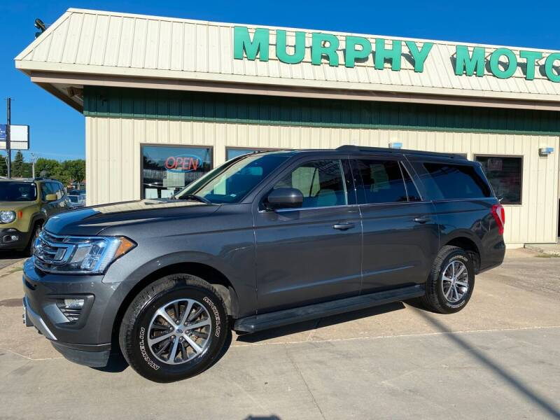 2019 Ford Expedition MAX for sale at Murphy Motors Next To New Minot in Minot ND