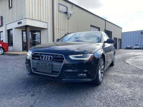 2013 Audi A4 for sale at Premium Auto Collection in Chesapeake VA