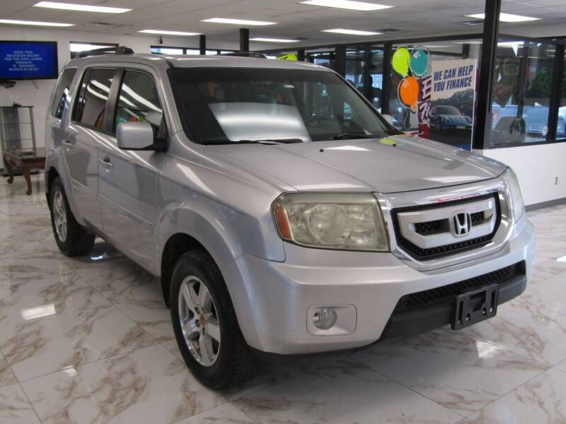 2011 Honda Pilot for sale at Dealer One Auto Credit in Oklahoma City OK