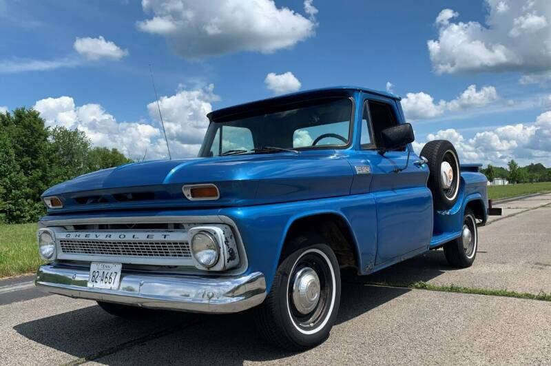 1965 Chevrolet C/K 10 Series for sale at Crawley Motor Co in Parsons TN