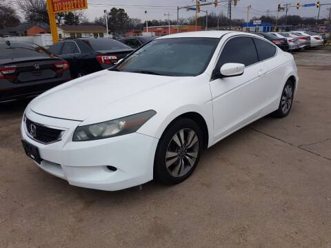 2010 Honda Accord for sale at Nile Auto in Fort Worth TX