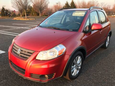 2013 Suzuki SX4 Crossover for sale at Cooks Motors in Westampton NJ