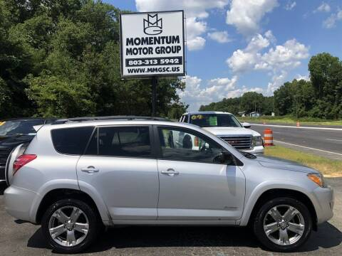 2010 Toyota RAV4 for sale at Momentum Motor Group in Lancaster SC